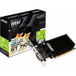 MSI GT710 1GD3H LP, 1GB DDR3, V809-1899R