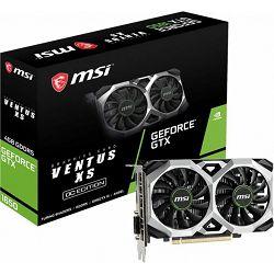 MSI GTX1650 4GB Ventus XS 4G OC GDDR5, V809-3060R