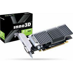 INNO3D GT1030 0DB silent, 2GB GDDR5, N1030-1SDV-E5BL
