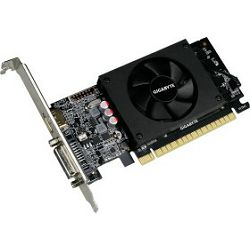 Gigabyte GT710 LP, 1GB DDR5, GV-N710D5-1GL