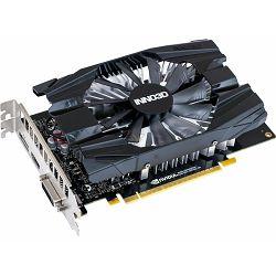 Innod3D GTX1650 SUPER Compact X12, 4GB, GDDR6, N165S1-04D6-1720VA29,  igra SCUM!