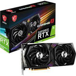 MSI RTX3060 GAMING X 12GB, V397-019R, LHR
