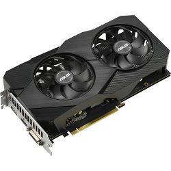 ASUS GTX1660 SUPER DUAL-GTX1660S-A6G-EVO, 6GB GDDR6, 90YV0DS4-M0NA00