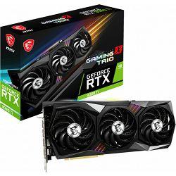 MSI RTX3080Ti GAMING X TRIO, 12GB, GDDR6X, V389-058R, LHR