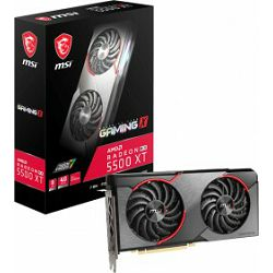 MSI RX5500 XT Gaming X 8G, 8GB GDDR6, V382-001R