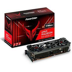 Powercolor RX6900XT Red Devil Ultimate, 16 GDDR6, AXRX 6900XTU 16GBD6-3DHE/OC