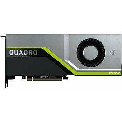 PNY Quadro RTX 5000, 16GB GDDR6, 4x DP, USB-C, VCQRTX5000-PB