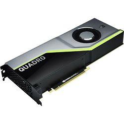 NVIDIA Quadro RTX6000, 24GB GDDR6X, 4x DP, USB-C, PNY, VCQRTX6000-PB