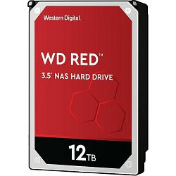WD 12TB, Red, 3.5