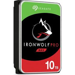 """Seagate 10TB 3.5"""" 7200rpm, 256MB, IronWolf Pro, NAS HDD +Rescue, ST10000NE0008"""