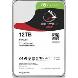 """Seagate 12TB 3.5"""" 7200rpm, 256MB, IronWolf, NAS HDD,ST12000VN0008"""