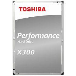 "Toshiba 12TB 3.5"" 7200rpm, 256MB, X300, Bulk, HDWR21CUZSVA"