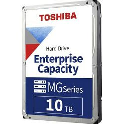 "Toshiba 10TB, 3.5"" 7200rpm, 256MB, HDD, 512e, SIE, Enterprise, HDEPV10GEA51, MG06ACA10TE"