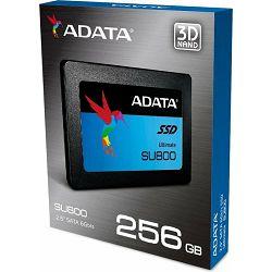 Adata SSD 256GB SU800 SATA 2.5