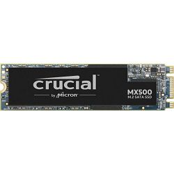 Crucial SSD 500GB MX500, M.2, CT500MX500SSD4