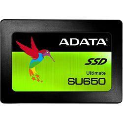 Adata SSD 240GB SU650 SATA 2.5