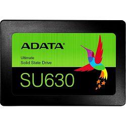 "Adata SSD 480GB SU630 SATA 2.5"" , ASU630SS-480GQ-R"