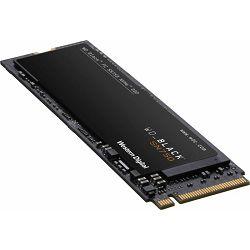 WD SSD 1TB Black SN750 NVMe, M.2, WDS100T3X0C