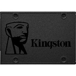 "Kingston SSD 1.92TB A400 2.5"" SATA, SA400S37/1920G"