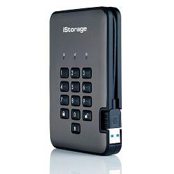 """iStorage 1TB, diskAshur PRO2, 2.5"""",  USB 3.1 SSD"""