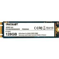 Patriot SSD 128GB Scorch M.2, PCIe 3.0 x2, PS128GPM280SSDR