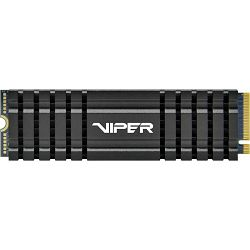 Patriot SSD 512GB Viper VPN100  M.2 2280, PCIe 3.0 x4, NVMe, VPN100-512GM28H
