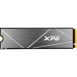 Adata SSD 1TB XPG Gammix S50 Lite, PCIe M.2 2280, AGAMMIXS50L-1T-C, 740TBW