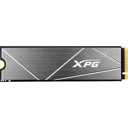 Adata SSD 2TB XPG Gammix S50 Lite, PCIe M.2 2280, AGAMMIXS50L-2T-C, 1480TBW