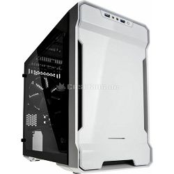 Phanteks Enthoo Evolv ITX Tempered glass white, glass window, mini-ITX, PH-ES215PTG_WT