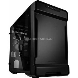 Phanteks Enthoo Evolv ITX Tempered glass black, glass window, mini-ITX,PH-ES215PTG_BK