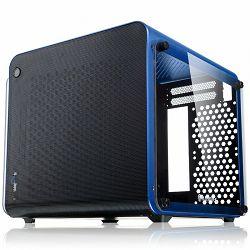 Raijintek Metis Evo TGS Blue, Glass Window, mini-ITX