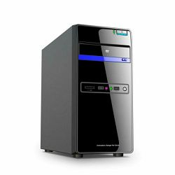 Naviatec NVT-601, no PSU, Mini Tower MATX