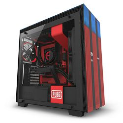 NZXT H700 PUBG Limited Edition Window, CA-H700B-PG