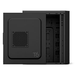 Zalman T6 Midi tower Black
