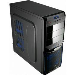 Aerocool V3X Advance Evil Blue Edition Midi Tower, ACCM-PV01124.B1