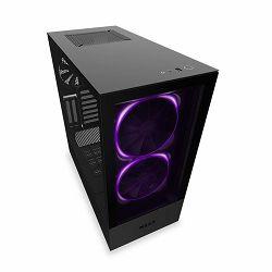 NZXT H510 Elite Black Window, RGB, CA-H510E-B1