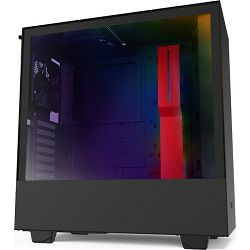 NZXT H510i Black/Red Window RGB, CA-H510i-BR