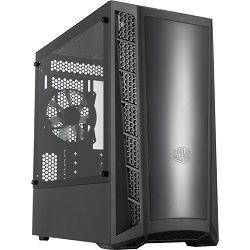 Coolermaster MasterBox MB320L, Glass Window, MCB-B320L-KGNN-S00