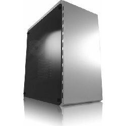LC-Power Gaming 986S White Shadow, Glass Window, LC-986S-ON