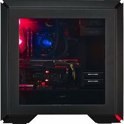 Coolermaster MasterCase Pro 6, Window, RED Led, MCY-C6P2-KW5N-01