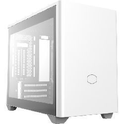 CoolerMaster MasterBox NR200P, bijelo,mini-ITX , MCB-NR200P-WGNN-S00