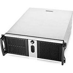 Chenbro RM42300, 2 doors, 4U, Compact Industrial Server Chassis, RM42300-F2-USB3