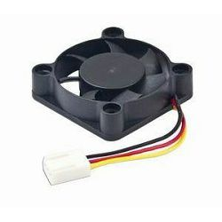 Gembird 40 mm ball bearing cooling fan, 12 V, D40BM-12A