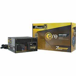 Napajanje Seasonic Core GC 650W, 80 PLUS Gold, CORE-GC-650 (SSR-650LC)