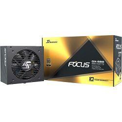 Napajanje Seasonic Focus GX 550W, 80 PLUS Gold, Modular, FOCUS-GX-550