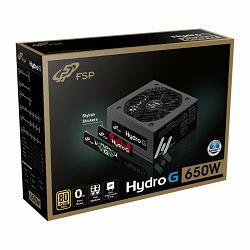 Napajanje Fortron 650W Hydro G PRO modularno, Gold