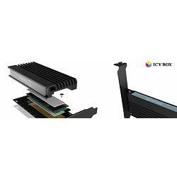 IcyBox M.2 NVMe SSD > PCIe, IB-PCI214M2-HSL
