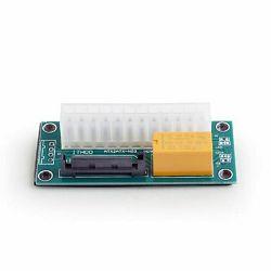 Gembird Dual power supply adapter, SATA, GEM-A-PSU2S-01