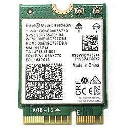 Intel Dual Band AC 9560 m.2 card