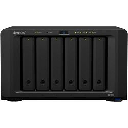 Synology DS1618+ DiskStation 6-bay